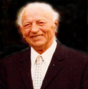 Firmengründer Willi Nusser