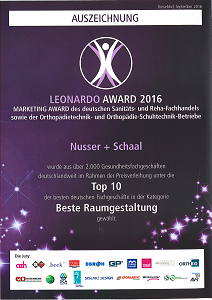 Leonardo Award Nominierung 2016