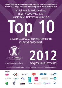 Leonarda Award Nominierung 2012